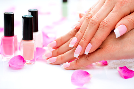 manicures & pedicures, avant garde beauty salons, worcester