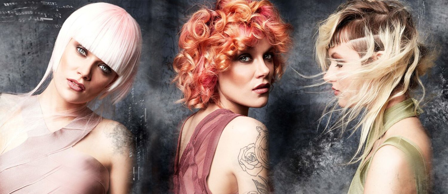 best hair colour salons in worcester and hereford