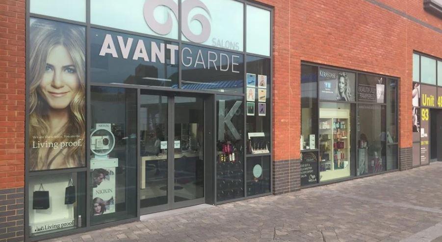AVant Garde Hair Beauty Salon St Martins Quarter Worcester