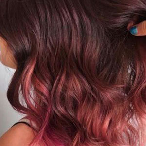 Winter Hair Colours