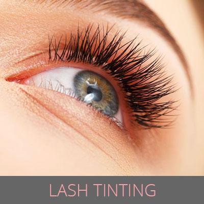 lash tinting, avant garde beauty salon, worcester