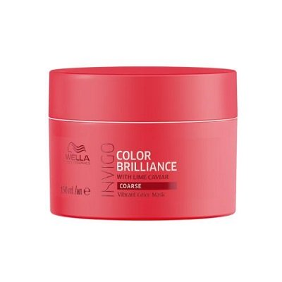 Wella Invigo Color Brilliance Mask Coarse Hair 150ml
