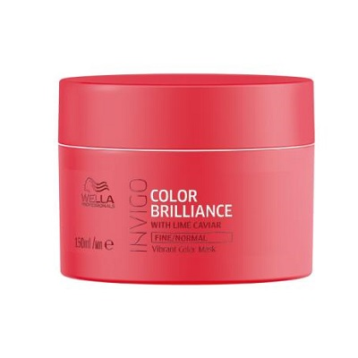 Wella Invigo Color Brilliance Mask Fine Hair 150ml