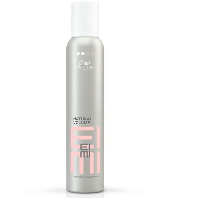Wella EIMI Natural Volume Hair Mousse 300ml