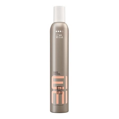Wella EIMI Shape Control Hair Mousse 500ml