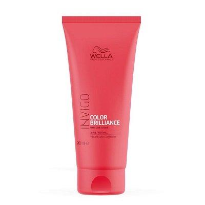 Wella Invigo Color Brilliance Conditioner Fine Hair 200ml