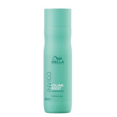 Wella Invigo Volume Boost Shampoo 250ml
