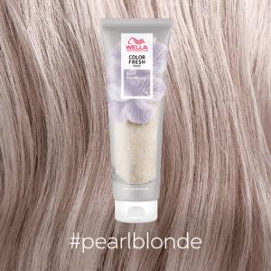Color Fresh Masks Close Ups Pearl Blonde