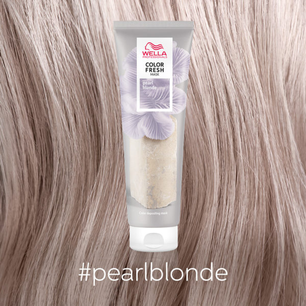 Color Fresh Masks Close Ups Pearl Blonde
