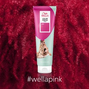 Color Fresh Masks Close Ups Pink