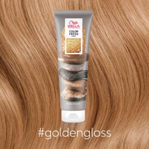 Color Fresh Masks Close Ups Golden Gloss