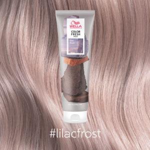 Color Fresh Masks Close Ups Lilac Frost