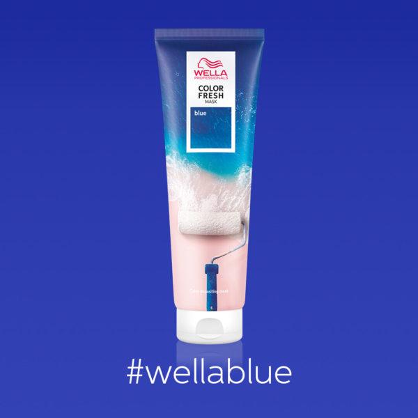 Color Fresh Masks Packshots Blue