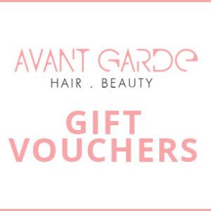 Avant Garde Gift Vouchers Worcester hair salons
