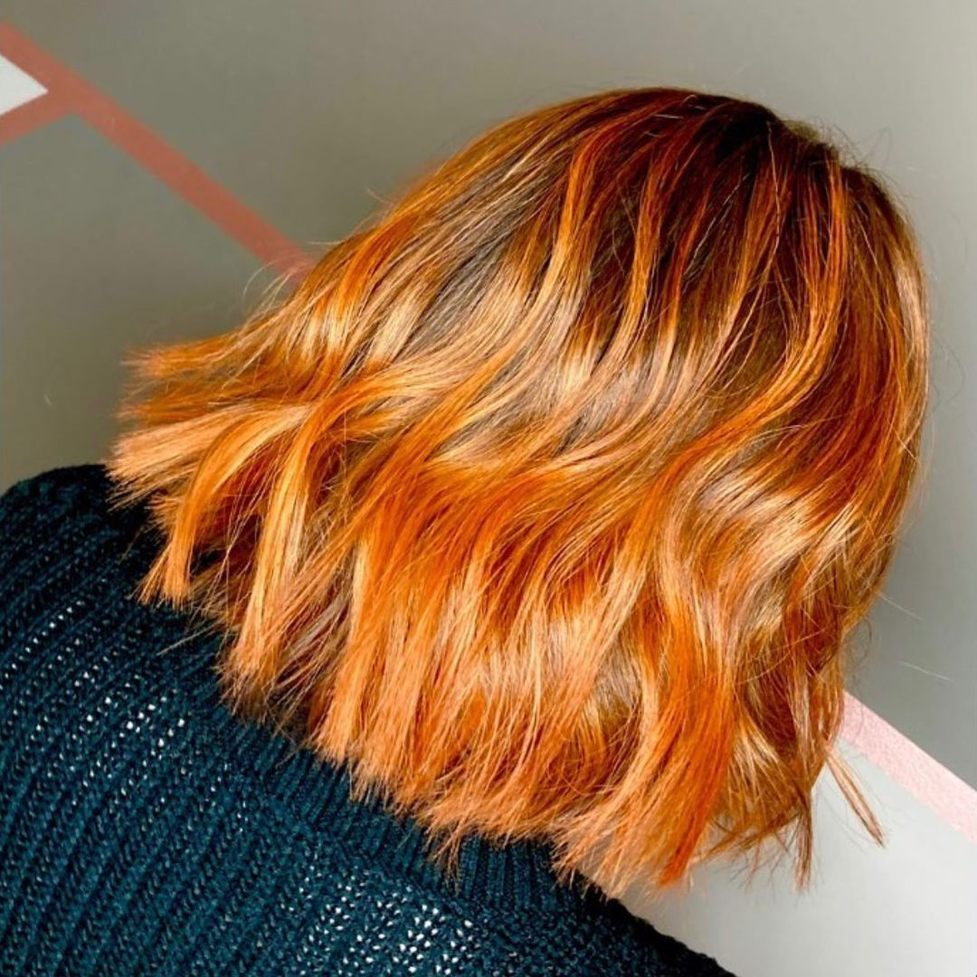 Top Hair Colour Trends For 2021 At Avant Garde Hair Salons In Worcester & Hereford