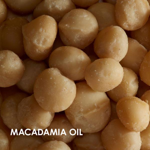 Wedo Global Launch eRetail Ingredients macadamia oil