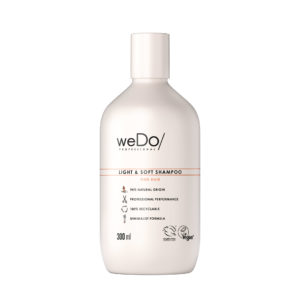 Wedo Shampoo 300ml Light Soft