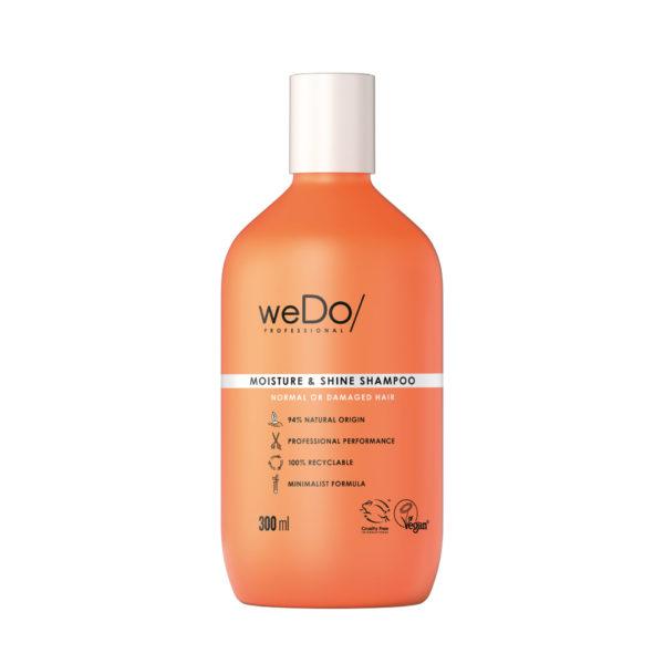 Wedo Shampoo 300ml Moisture Shine 1