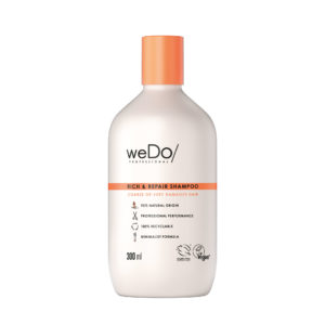 Wedo Shampoo 300ml Rich Repair