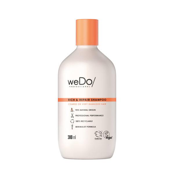 Wedo Shampoo 300ml Rich Repair