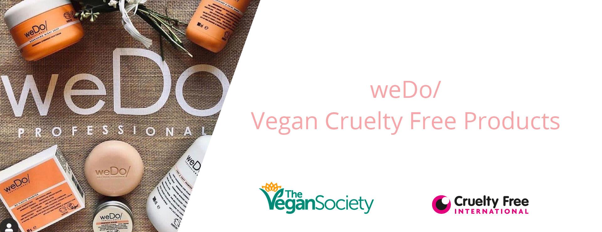 weDo Vegan Cruelty Free Products 2